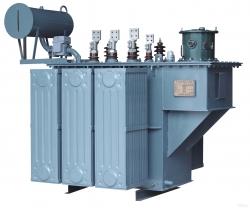 变压器油起到了加速冷却油浸式变压器的作用